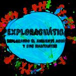 exploracuaticxs logo cuadrado transparente